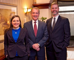 HOA Attorneys, Jennifer Hill, Gregory Cromwell and Peter Wilburn