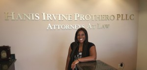 Tamara Tatum Paralegal to Attorney Brian J. Hanis